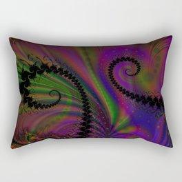Times Remembered Rectangular Pillow