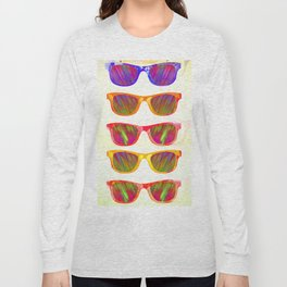 Sunglasses In Paradise Long Sleeve T-shirt