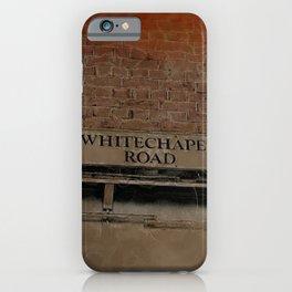Old Haunts - Whitechapel Road,  London iPhone Case