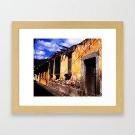 Antigua, Guatemala Framed Art Print