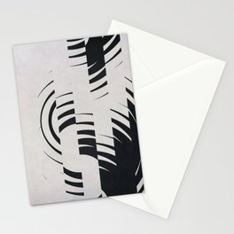 Broken Circles Stationery Cards
