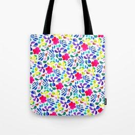 Wildwood Floral Tote Bag