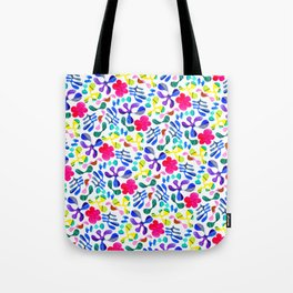 Wildwood Floral Tote Bag