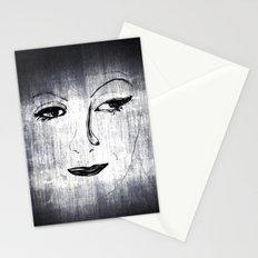 Greta (two) Stationery Cards