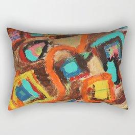 Orange River Rectangular Pillow