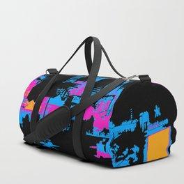 Las Vegas Cityscape Duffle Bag