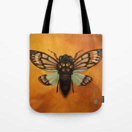 Summer Songster Tote Bag