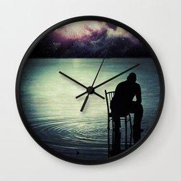 Surreal thoughts Wall Clock