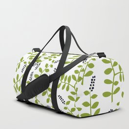 Blueberry Patch Duffle Bag