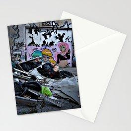 Abandoned 2 Stationery Cards