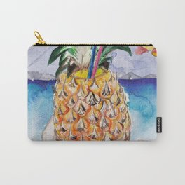Pineapple Fresh Carry-All Pouch