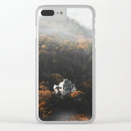 Sintra, Portugal Clear iPhone Case