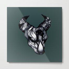 Goatic Hare Metal Print
