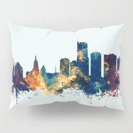 Essen Germany Skyline Pillow Sham