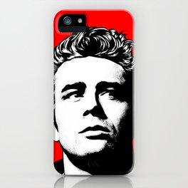 JamesDean01-1 iPhone Case