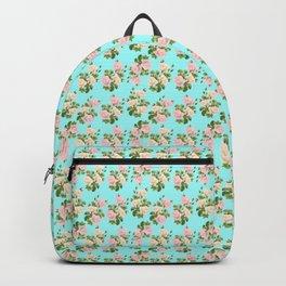 Vintage roses pattern Backpack