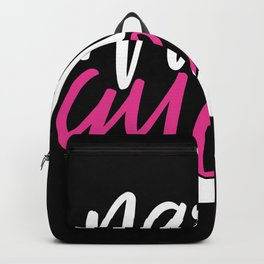 Nail Queen Backpack