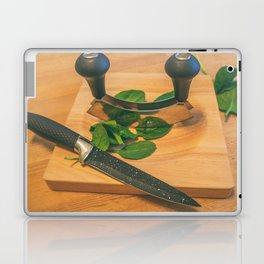 Chopped. Laptop & iPad Skin