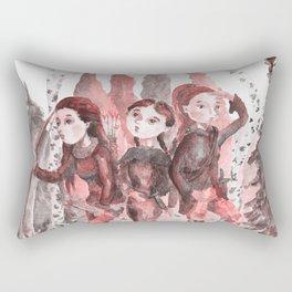 Scythia Rectangular Pillow