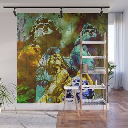 THE ANGELS CALL YOUR NAME Wall Mural