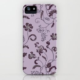 gentle weeds iPhone Case