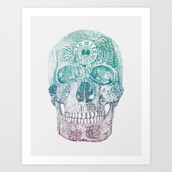 Certain Art Print
