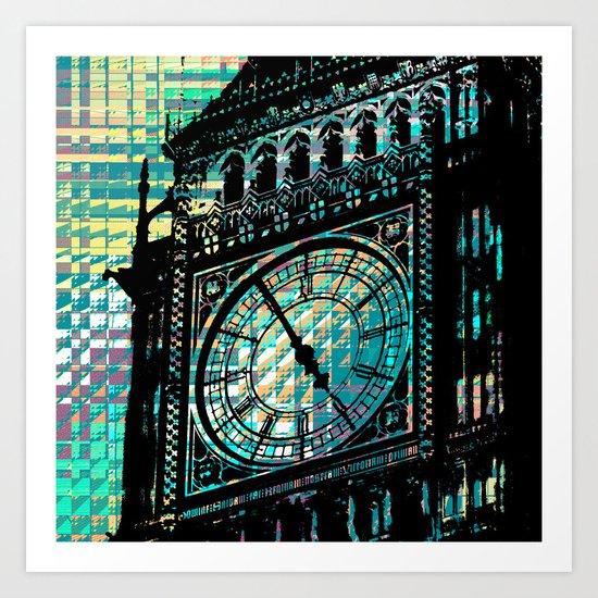 Big Ben Art Print