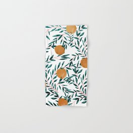 Mandarins Hand & Bath Towel