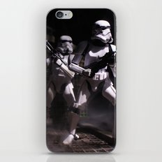 Boarding Party iPhone Skin