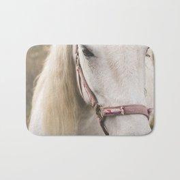 Meditating Horse Bath Mat