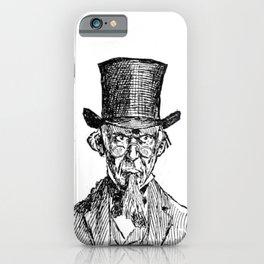 Hat iPhone Case