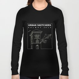 USk Galway TeeShirts and Bags Long Sleeve T-shirt