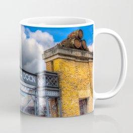 Tobbaco Dock London Coffee Mug