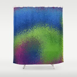 My Eyes Shower Curtain