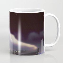 Night Train to Edinburgh Coffee Mug