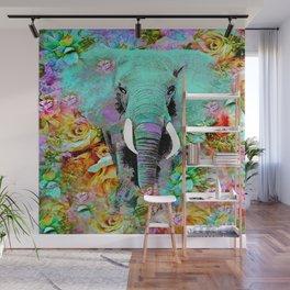ELEPHANT #8 Wall Mural