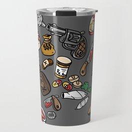 Old Skool Flash Travel Mug