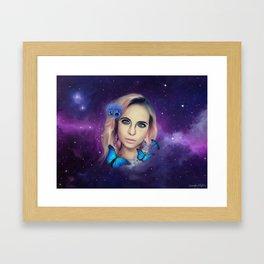 Kyla Framed Art Print