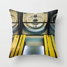 Skeeball Throw Pillow