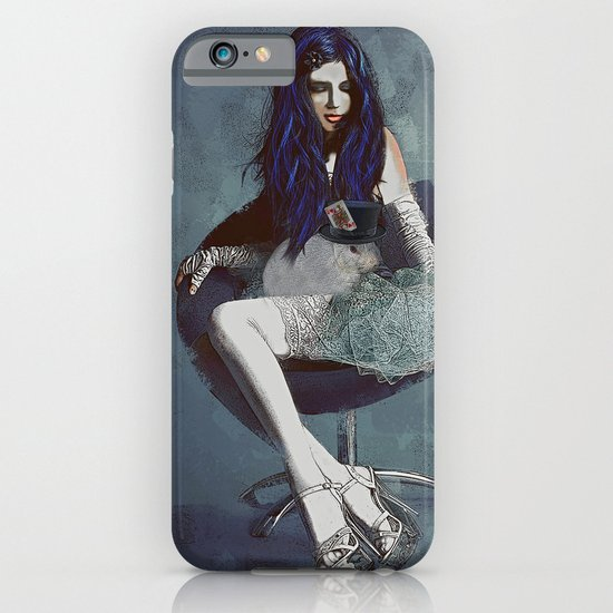 Ask Alice iPhone & iPod Case