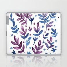 Blue violet Laptop & iPad Skin