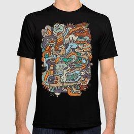 Punky Redux T-shirt