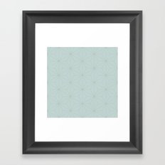 Origami  Framed Art Print