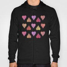 Hearts, love Hoody