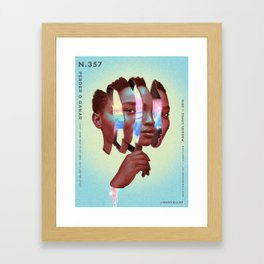 Win or Lose Framed Art Print