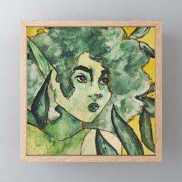 BRIAR Framed Mini Art Print
