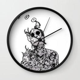 Wiz Wall Clock