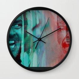 Psyining Wall Clock