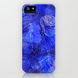 Forest Flora 6 iPhone Case
