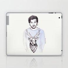 Louis and his deer Laptop & iPad Skin